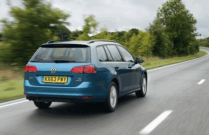 2013 Volkswagen Golf ( VII ) Estate - UK version 21