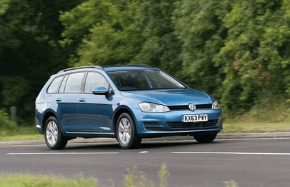 2013 Volkswagen Golf ( VII ) Estate - UK version 23