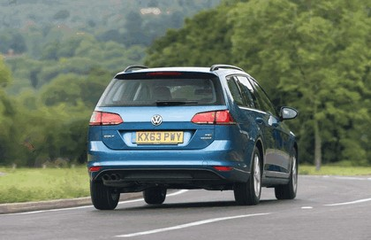 2013 Volkswagen Golf ( VII ) Estate - UK version 24