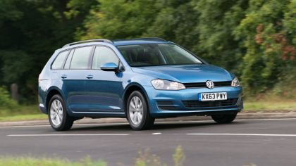 2013 Volkswagen Golf ( VII ) Estate - UK version 7