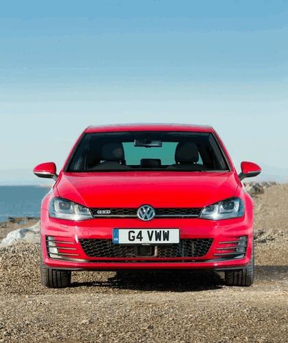 2013 Volkswagen Golf ( VII ) GTD 5-door - UK version 8