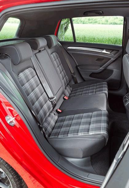 2013 Volkswagen Golf ( VII ) GTD 5-door - UK version 32