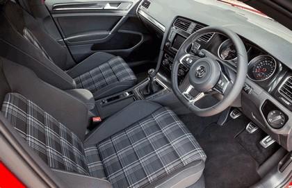 2013 Volkswagen Golf ( VII ) GTD 5-door - UK version 33