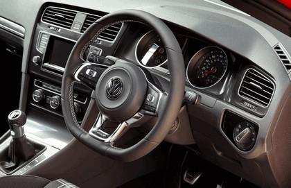 2013 Volkswagen Golf ( VII ) GTD 5-door - UK version 34