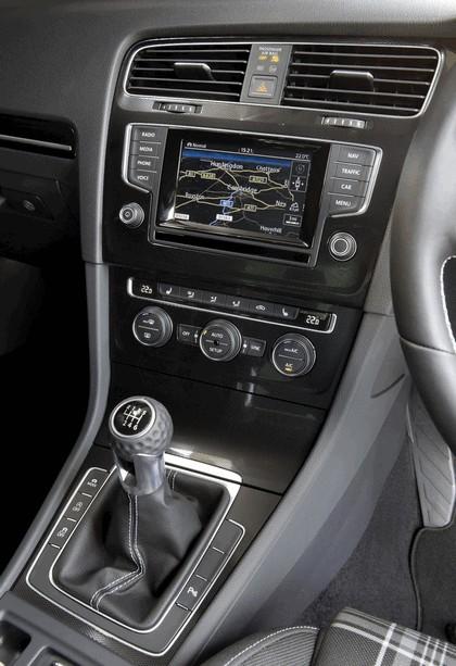 2013 Volkswagen Golf ( VII ) GTD 5-door - UK version 35