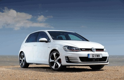 2013 Volkswagen Golf ( VII ) GTI 5-door - UK version 1