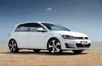 2013 Volkswagen Golf ( VII ) GTI 5-door - UK version 2