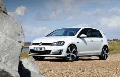 2013 Volkswagen Golf ( VII ) GTI 5-door - UK version 7