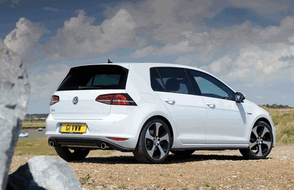 2013 Volkswagen Golf ( VII ) GTI 5-door - UK version 8