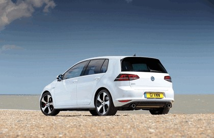 2013 Volkswagen Golf ( VII ) GTI 5-door - UK version 9