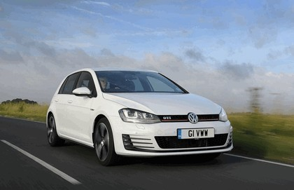 2013 Volkswagen Golf ( VII ) GTI 5-door - UK version 10