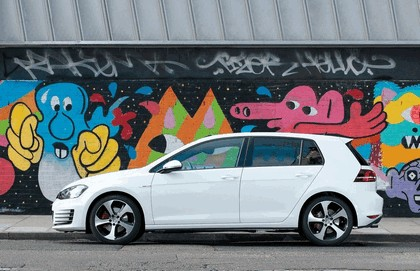 2013 Volkswagen Golf ( VII ) GTI 5-door - UK version 14
