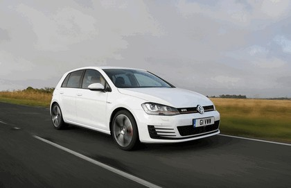 2013 Volkswagen Golf ( VII ) GTI 5-door - UK version 16