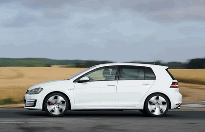 2013 Volkswagen Golf ( VII ) GTI 5-door - UK version 17