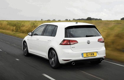 2013 Volkswagen Golf ( VII ) GTI 5-door - UK version 18