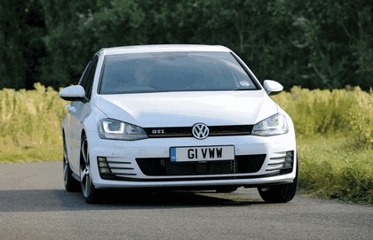 2013 Volkswagen Golf ( VII ) GTI 5-door - UK version 19