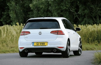2013 Volkswagen Golf ( VII ) GTI 5-door - UK version 20