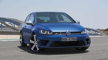2013 Volkswagen Golf ( VII ) R 9