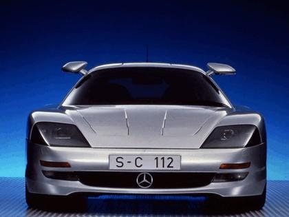 1991 Mercedes-Benz C112 concept 1