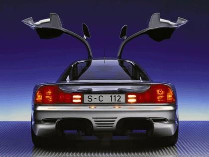 1991 Mercedes-Benz C112 concept 2