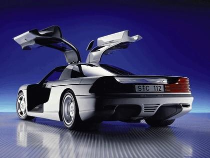 1991 Mercedes-Benz C112 concept 3