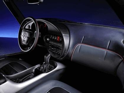 1991 Mercedes-Benz C112 concept 11