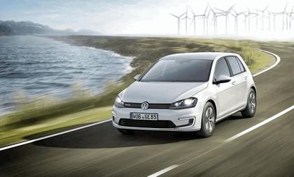 2013 Volkswagen e-Golf ( VII ) 1