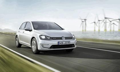 2013 Volkswagen e-Golf ( VII ) 2