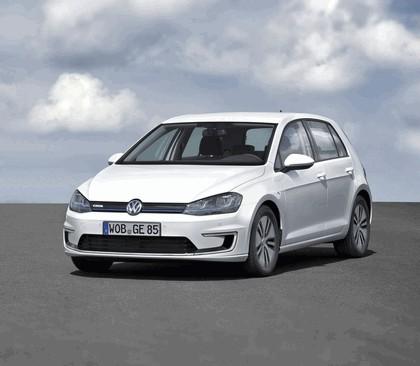2013 Volkswagen e-Golf ( VII ) 7
