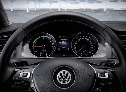 2013 Volkswagen e-Golf ( VII ) 9