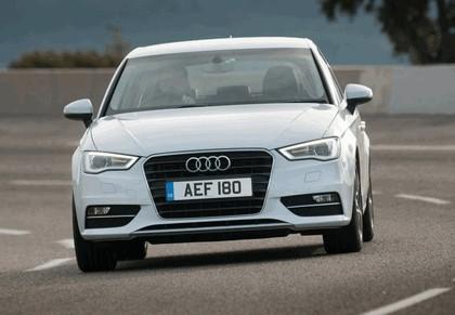 2013 Audi A3 Sportback Sport - UK version 1