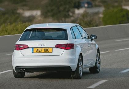 2013 Audi A3 Sportback Sport - UK version 3