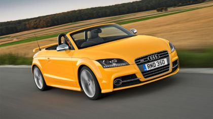 2013 Audi TTS cabriolet Limited Edition - UK version 3