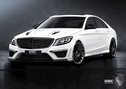 2013 Mercedes-Benz S-klasse ( W222 ) by German Special Customs 1