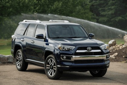 2014 Toyota 4Runner Limited 4