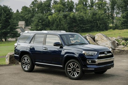 2014 Toyota 4Runner Limited 6