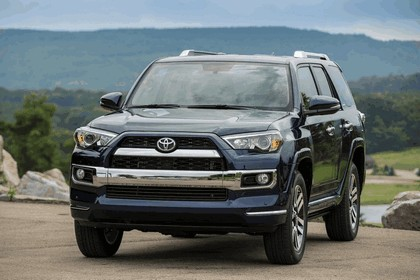 2014 Toyota 4Runner Limited 11