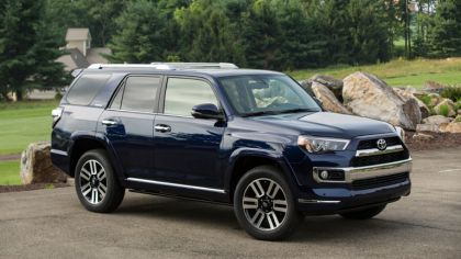 2014 Toyota 4Runner Limited 9