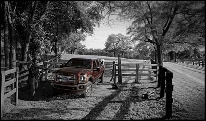 2014 Ford F-250 Super Duty King Ranch 4
