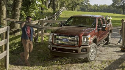 2014 Ford F-250 Super Duty King Ranch 8