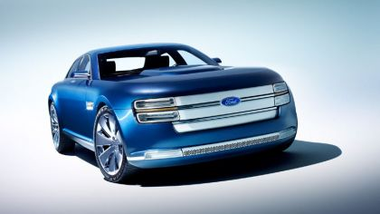 2007 Ford Interceptor concept 3