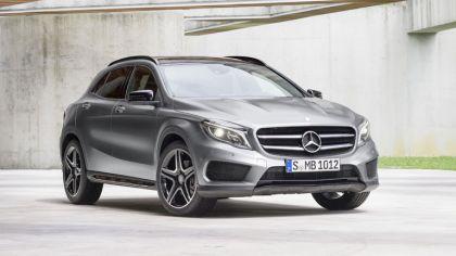 2014 Mercedes-Benz GLA-klasse 7