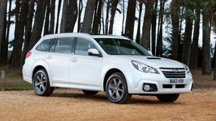 2013 Subaru Outback 2.0D SZ Lineartronic - UK version 9