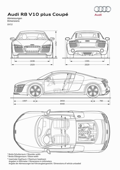 2014 Audi R8 V8 36