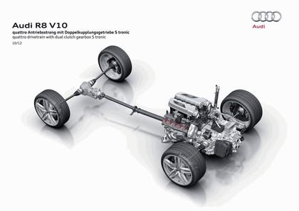 2014 Audi R8 V8 40