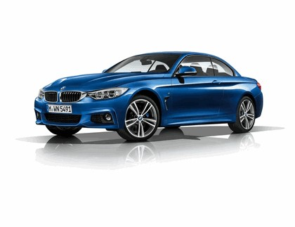 2013 BMW 435i ( F33 ) convertible M Sport Package 2