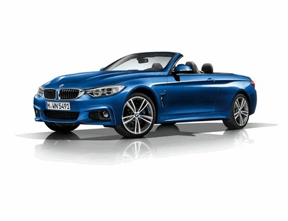 2013 BMW 435i ( F33 ) convertible M Sport Package 4