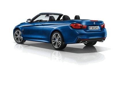 2013 BMW 435i ( F33 ) convertible M Sport Package 5