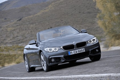 2013 BMW 435i ( F33 ) convertible M Sport Package 10