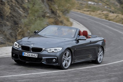 2013 BMW 435i ( F33 ) convertible M Sport Package 11